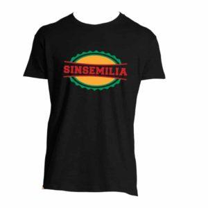 T-shirt Homme Sinsémilia - Noir