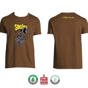 """T-shirt Homme """"À l'échelle d'une vie"""" - Earth"""